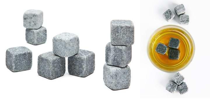 Охлаждающие камни для напитков за 14,90 руб.