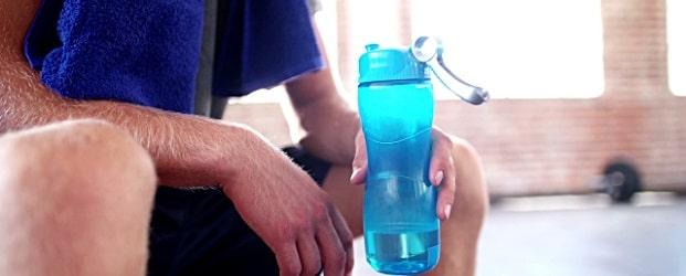 бутылки для воды уже в продаже