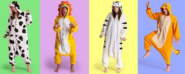 кигуруми халаты и пижамы новое поступление