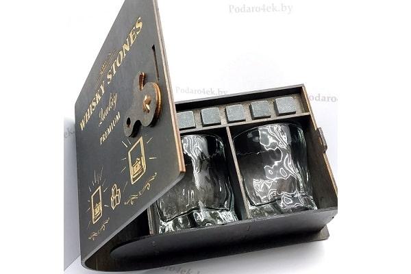 подарочный набор для виски премиум