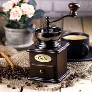 Ручная кофемолка, механическая кофемолка жерновая Минск +375447651009