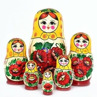 Матрешки купить Минск +375447651009