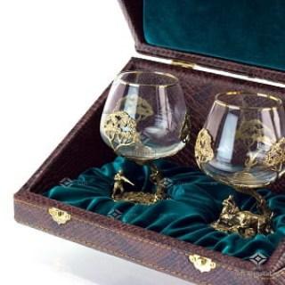 Подарочный набор для коньяка Минск +375447651009