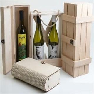 Деревянные коробки, футляры, шкатулки, коробки из дерева для бутылки Минск +375447651009