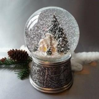 Снежный шар купить Минск