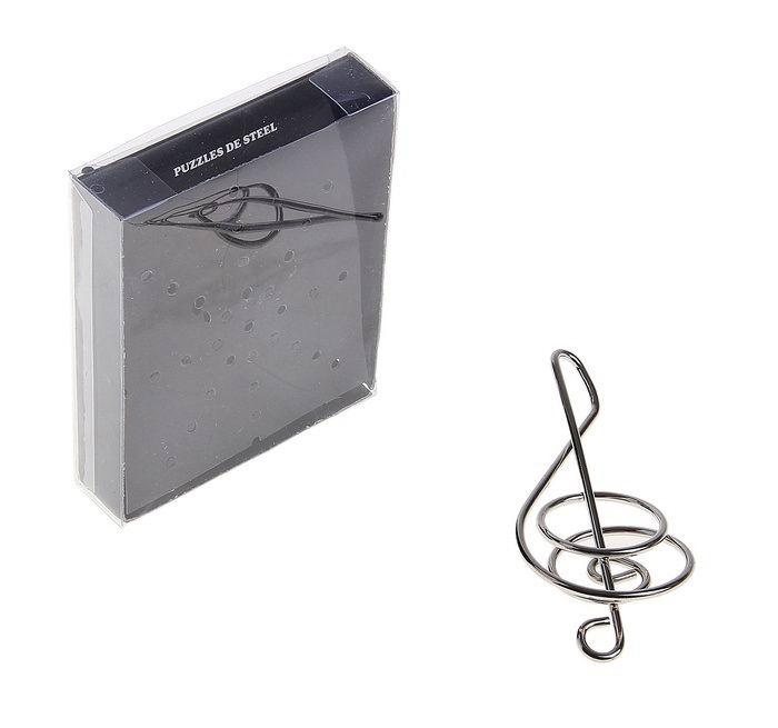 Головоломка металлическая «Путаница» №15 купить в Минске +375447651009