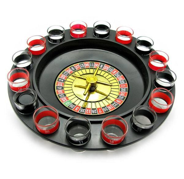 Алко-игра Рулетка с рюмками купить Минск +375447651009