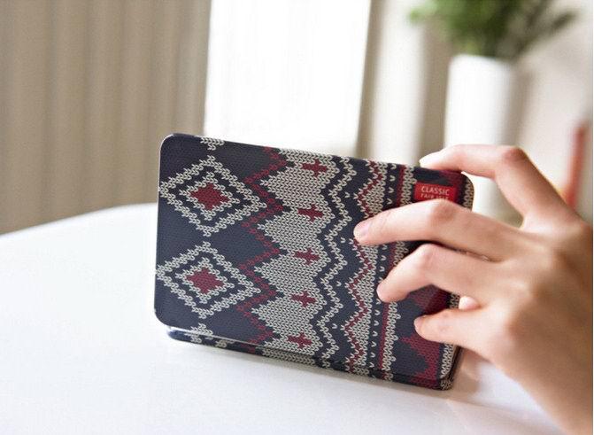 Креативбук с жестянной обложкой «Fair Isle» Languo купить в Минске +375447651009