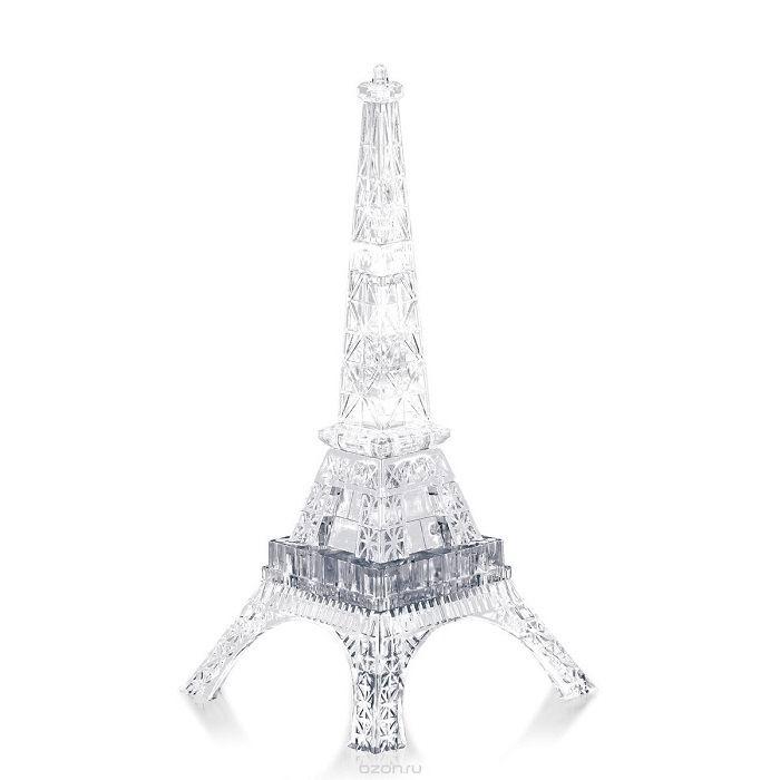 Объемный 3D пазл «Эйфелева башня» прозрачная Минск +375447651009