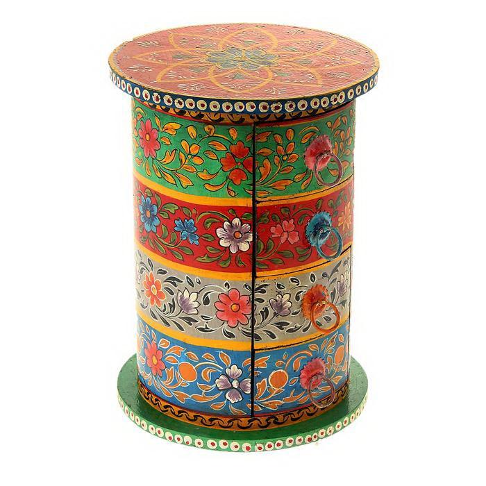 Шкатулка для украшений «Цветочные круги» Минск +375447651009