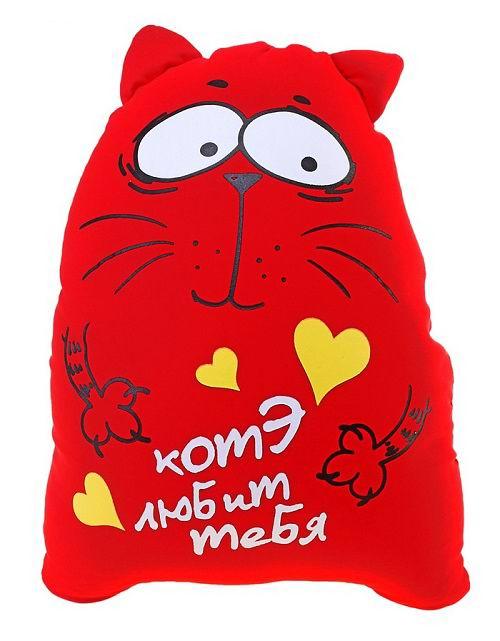 Игрушка-антистресс «Котэ любит тебя» купить в Минске +375447651009