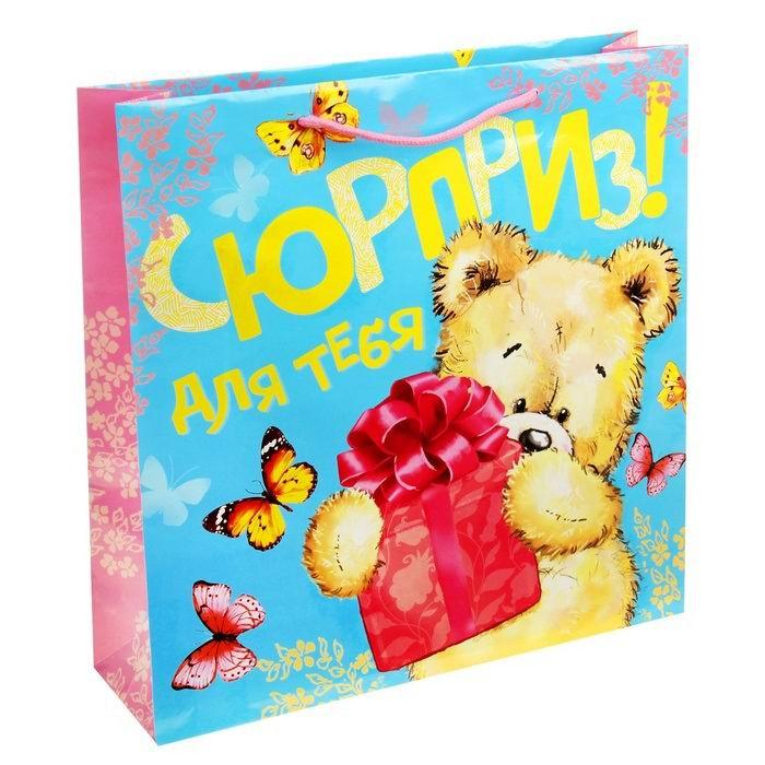 Подарочный пакет «Сюрприз для тебя» купить Минск +375447651009