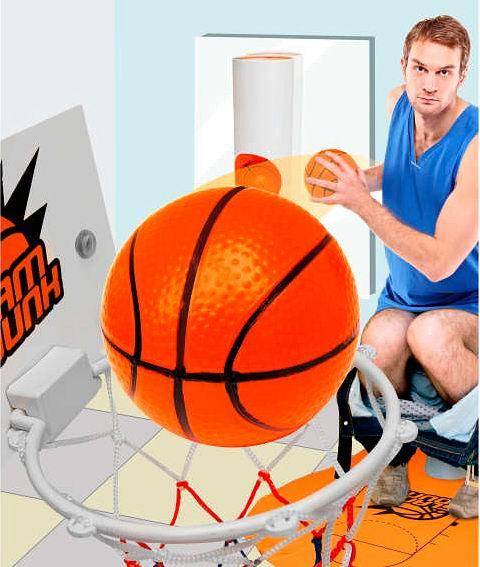 Игра «Баскетбол для туалета» купить Минск