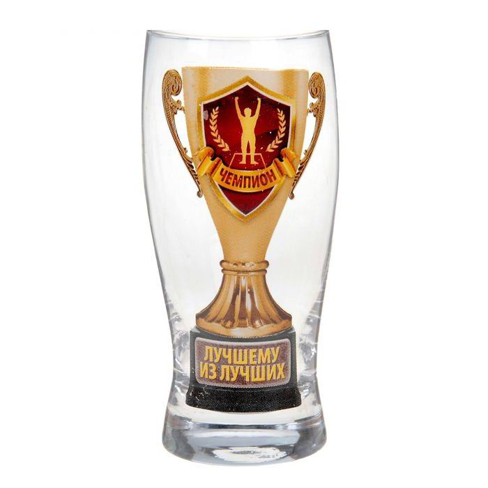 Бокал для пива 'Чемпион' купить