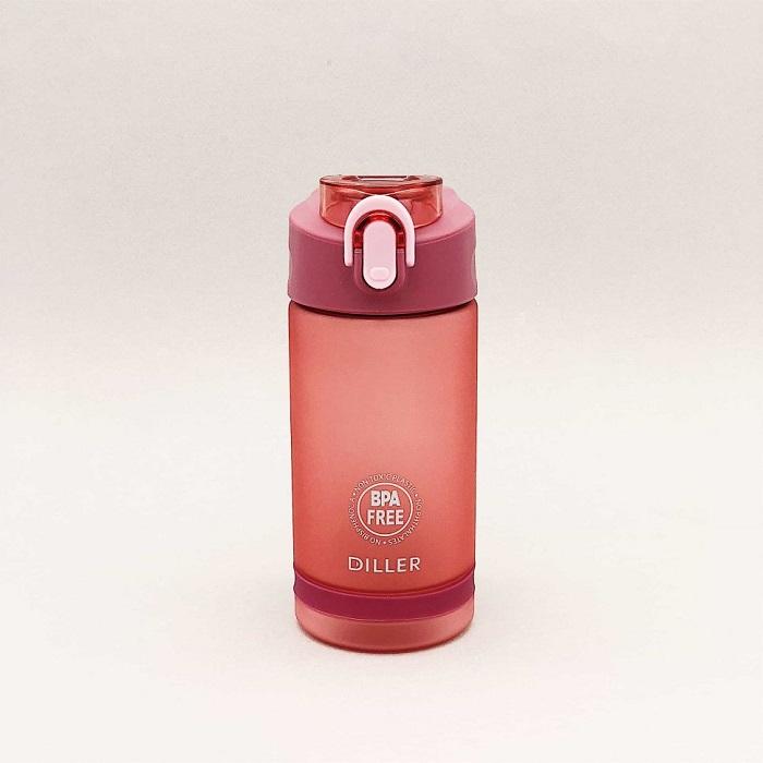 Бутылка для воды 550 мл «Sports» розовая купить в Минске +375447651009