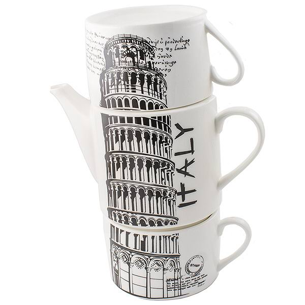 Подарочный набор для чая «Италия» купить Минск +375447651009