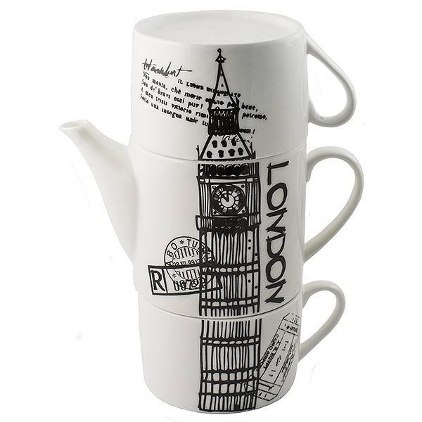 Подарочный набор для чая «Лондон» купить Минск +375447651009