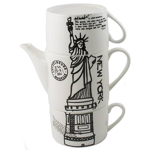 Подарочный набор для чая «Нью-Йорк» Минск +37544765009