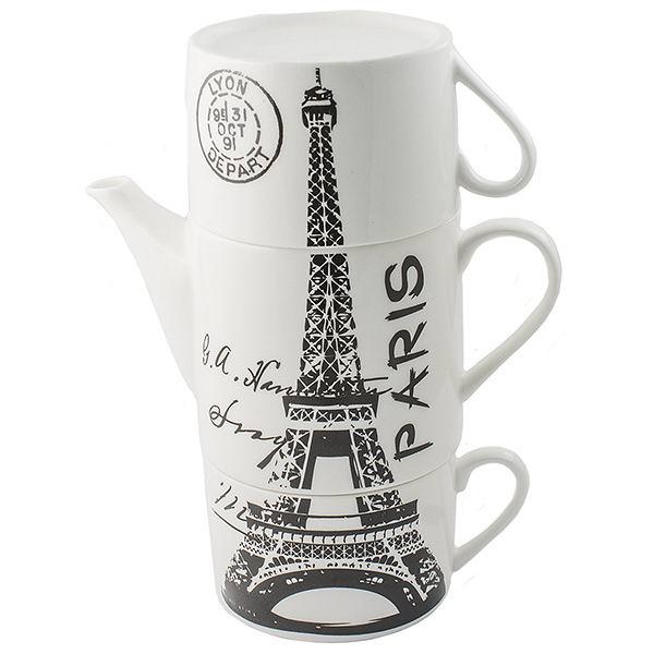 Подарочный набор для чая «Париж» Минск +375447651009