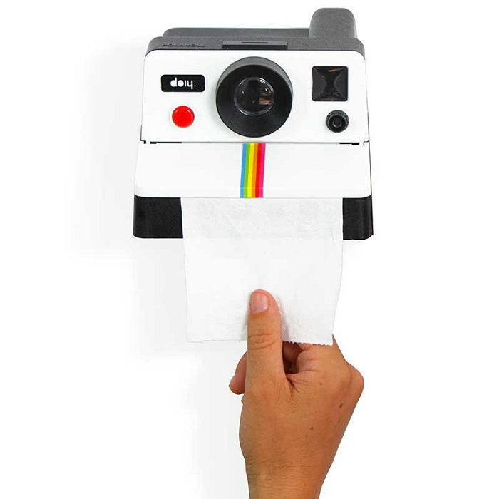 Держатель для туалетной бумаги «Polaroid» Минск