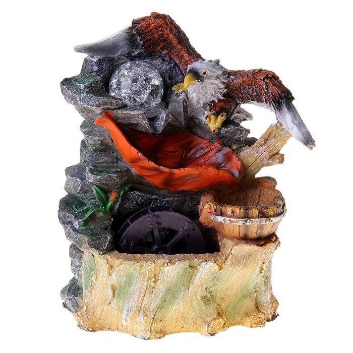 Фонтан декоративный«Орёл» купить в Минске +375447651009