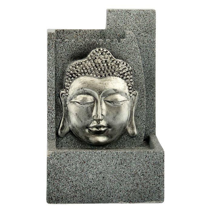 Фонтан декоративный световой «Будда в нирване» купить в Минске +375447651009