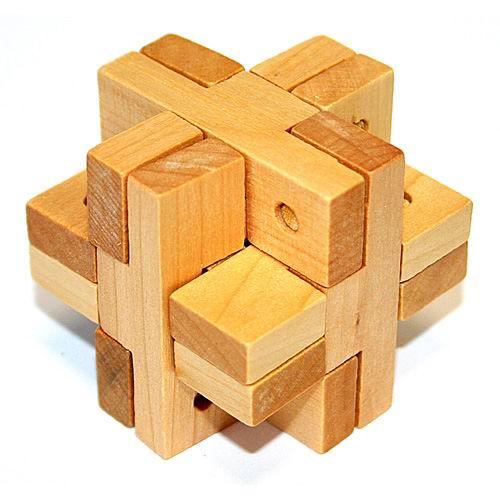 Деревянная головоломка «Ворон» №29 Минск +375447651009