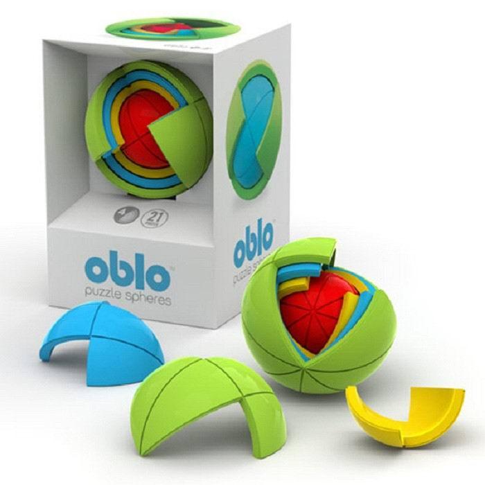 Головоломка-пазл Обло (OBLO) заказать