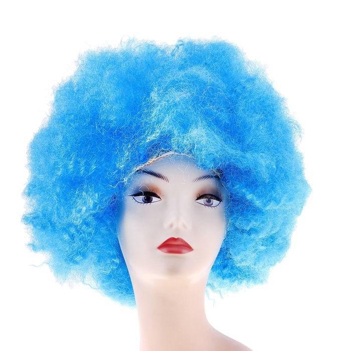 Светящийся парик «Африканец» цвета микс Минск