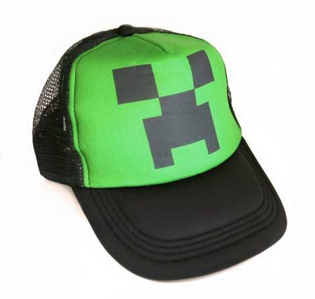 Кепка Minecraft (Майнкрафт) купить в Минске +375447651009