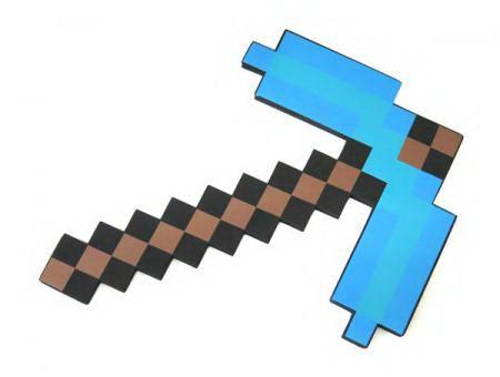 Алмазная кирка Майнкрафт (Minecraft) Минск +375447651009