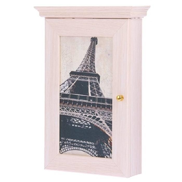 Ключница деревянная «Эйфелева башня» купить в Минске +375447651009