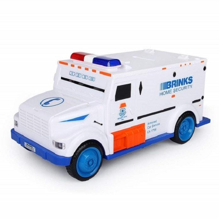 Копилка с купюроприемником «Полицейская машина» купить в Минске +375447651009