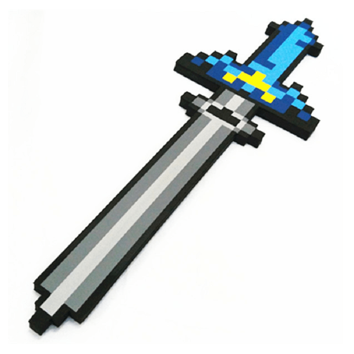 Космический меч Minecraft купить Минск
