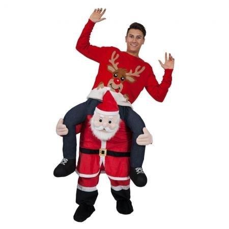 Костюм-наездник «Дед мороз» купить Минск +375447651009