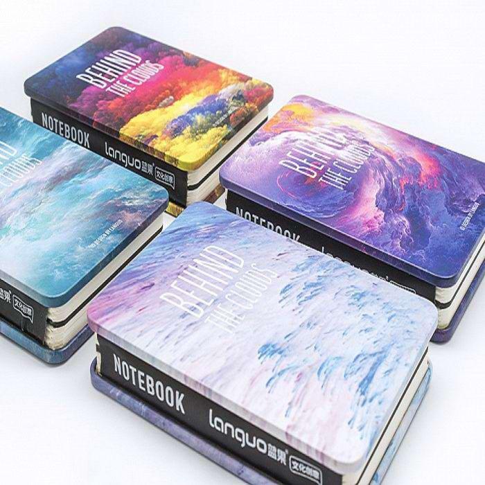Креативбук «Behind the clouds» Languo купить Минск