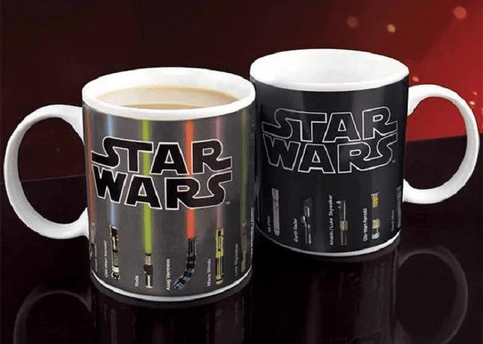 Кружка-хамелеон «Star Wars» мечи купить