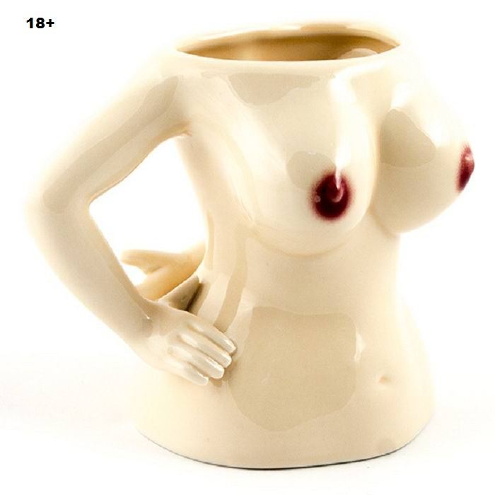 Оригинальная кружка «Бюст» купить в Минске +375447651009
