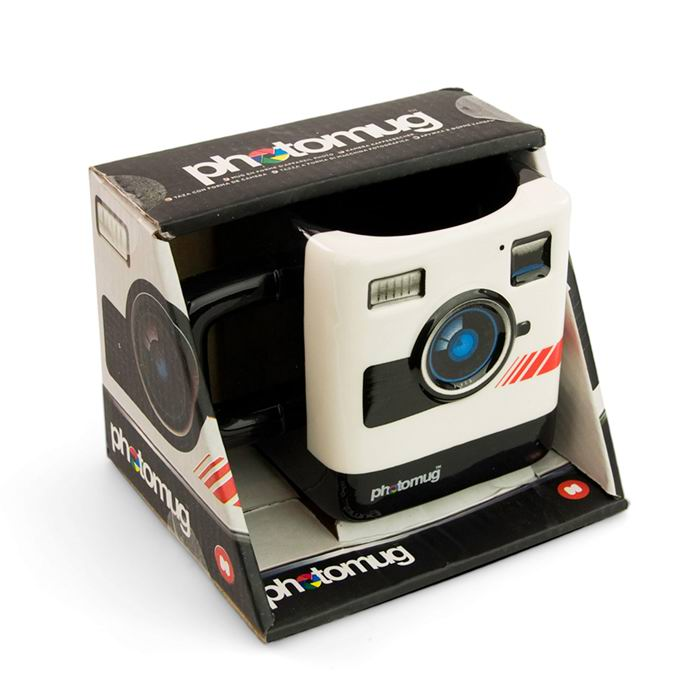 Кружка в виде фотоаппарата «Ретро» купить в Минске +375447651009