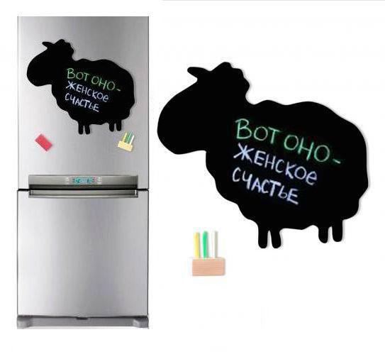 Магнитная доска на холодильник Барашек купить