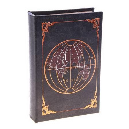 Сейф- книга «Старинная карта мира» Минск +375447651009