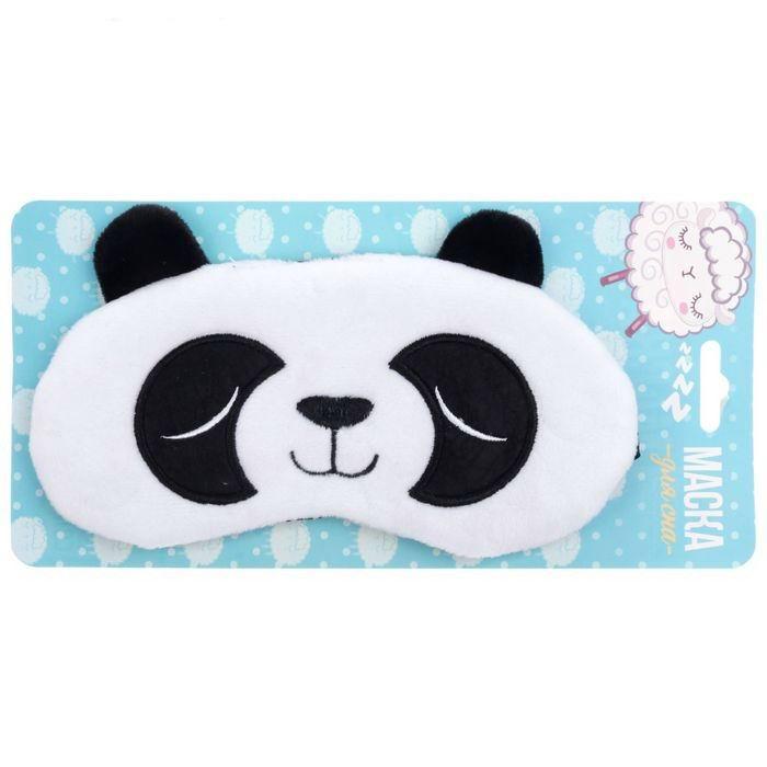 Маска для сна «Панда» купить в Минске +375447651009