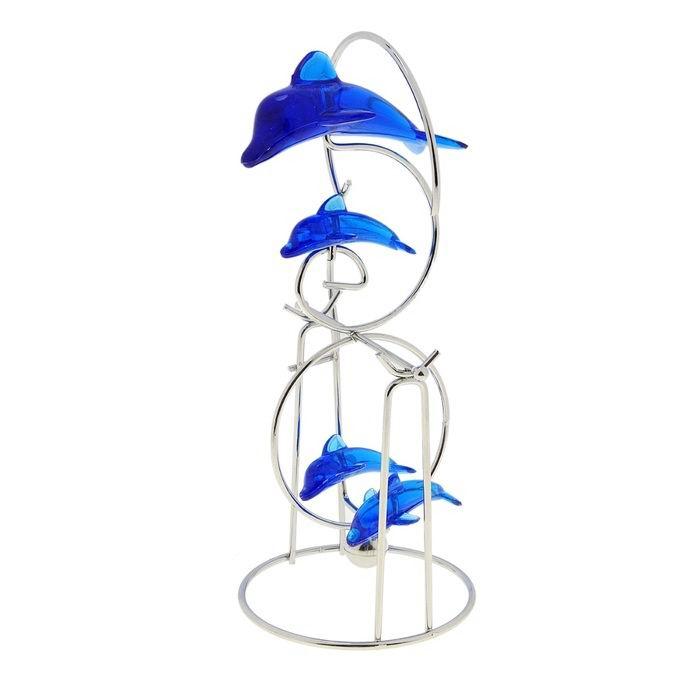 Маятник «Четыре дельфина» купить в Минске +375447651009