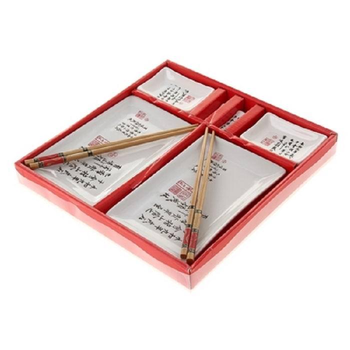 Подарочный набор для суши «Старинные писания» купить в Минске +375447651009