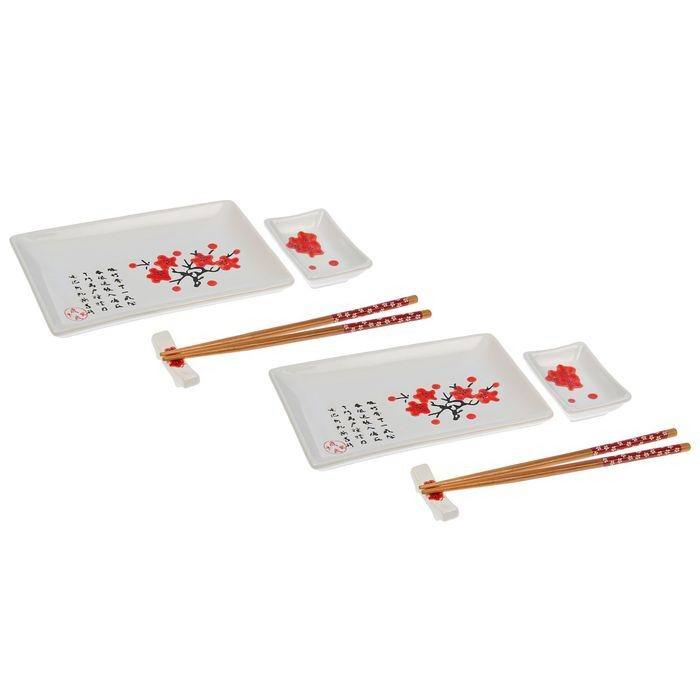 Подарочный набор для суши «Нежная сакура» купить в Минске +375447651009