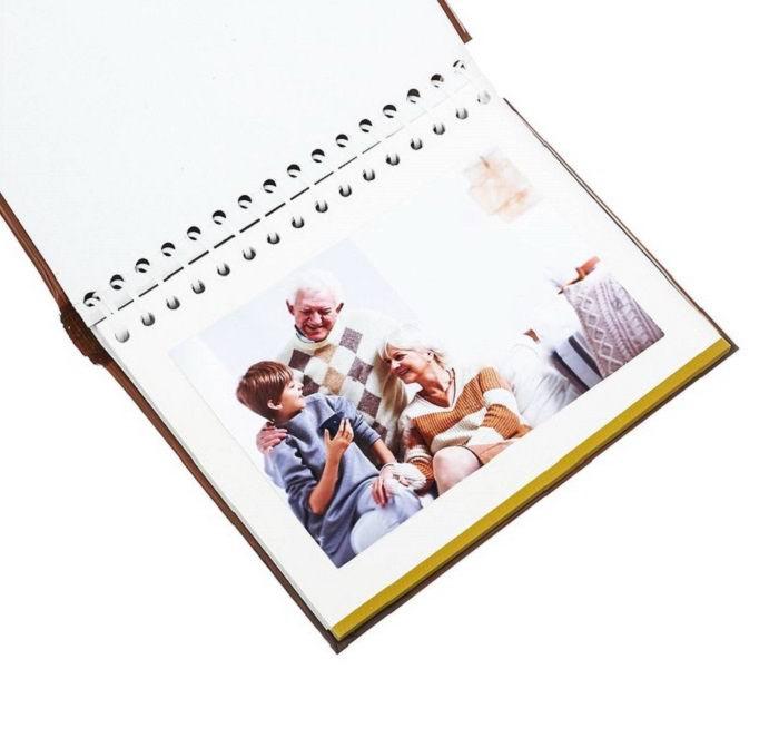 Набор: фотоальбом и селфи-палка 'Семейный' купить
