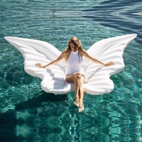Надувной матрас крылья ангела Минск