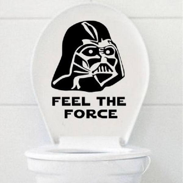 Наклейка «Дарт Вейдер. Почувствуй свою силу!» купить