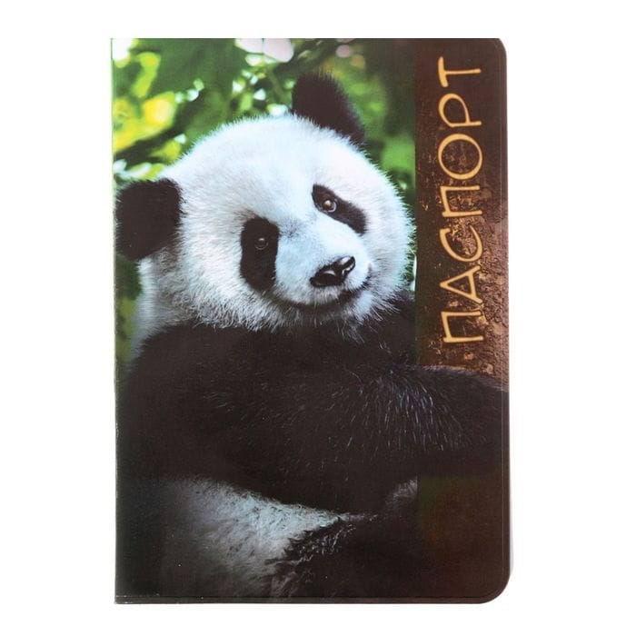 обложка на паспорт панда купить Минск +375447651009