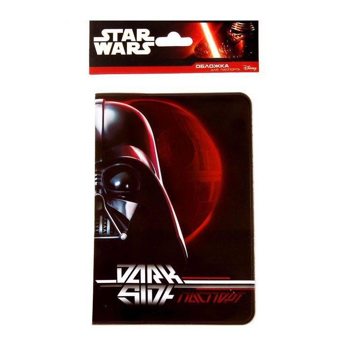 Обложка на паспорт Star wars «Dark side» Минск +375447651009